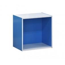 DECON CUBE Open Box 40x29x40 Blue 1pcs
