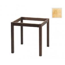 KAFENIOU Table Base Assembled 90x90 (6cm) Unpainted 1pcs
