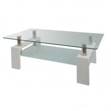 CAMERON Coffee Table 110x60cm White 1pcs
