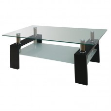 CAMERON Coffee Table 110x60cm Black 1pcs