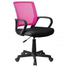 BF2010 Office Chair Pink/Black Mesh 1pcs