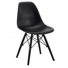 ART Chair PP Black (Black PP Leg) 4pcs