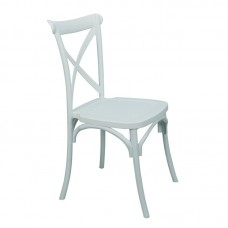 DESTINY PP Chair White 1pcs