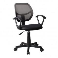 BF2740 Office Armchair Black Mesh 1pcs