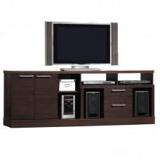 ANALOG TV Cabinet 190x46x70 Wenge 1pcs