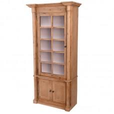 MOTIVO Cabinet (Left) 90x45x195 Acacia Natural 1pcs