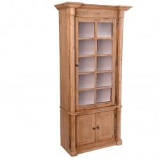 MOTIVO Cabinet (Right) 90x45x195 Acacia Natural 1pcs
