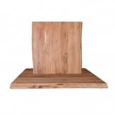 LIZARD Table Top 160x90/4cm, Acacia Natural Finish 1pcs