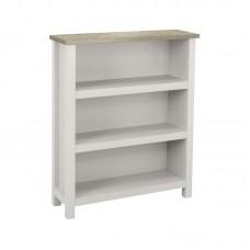 LUXOR Shelf Uunit 3-shelves 70x23x87 Sonoma/White 1pcs