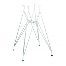 EIFEL Table Base Steel White 1pcs
