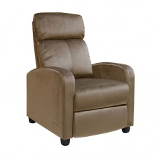 PORTER Armchair Relax Camel Velure 1pcs