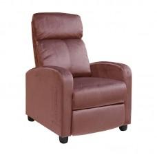 PORTER Armchair Relax Antique Pink Velure 1pcs