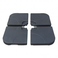 PLASTIC BASE 15L for Umbrella HANGING (4pcs slabs) 1pcs