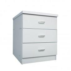 DRAWER 3-D. 60x40x63 White 1pcs