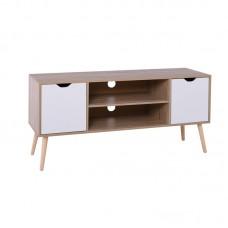 ALINA TV Board 120x38x58 Sonoma/White 1pcs