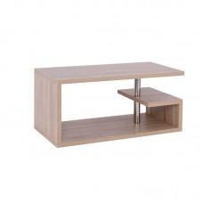 BRENT Coffee Table 100x50x46 Sonoma 1pcs