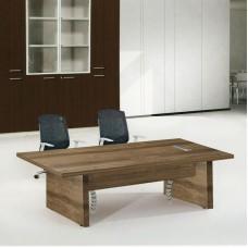 ALPINE Conference Table 180x100cm Brown Oak 1pcs