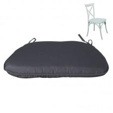 DESTINY Cushion Fabric Water Repellent Grey 20pcs