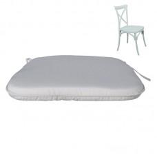 DESTINY Cushion Fabric Water Repellent Ecru 20pcs