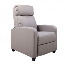 PORTER Armchair Relax Pu Cappuccino 1pcs