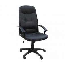 BF1200 Manager Armchair Black Pu 1pcs