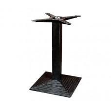 EKO Square Cast Iron Base 40x40cm H72cm 2pcs