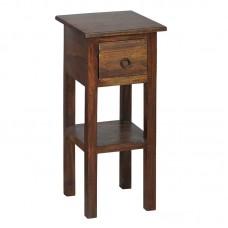 CLASSIC Drawer Stand H55 Small, Sheesham Walnut 1pcs