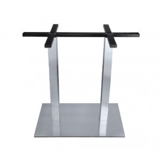 EPSILON 70x40cm Base #201 Inox H72cm 1pcs