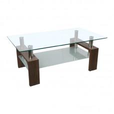 CAMERON Coffee Table Walnut 110x60 1pcs