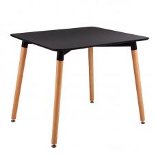 ART Table 80x80cm Black 1pcs