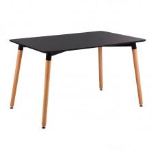 ART Table 120x80cm Black 1pcs