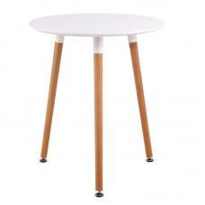 ART Table D.60cm White 1pcs