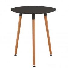 ART Table D.60cm Black 1pcs