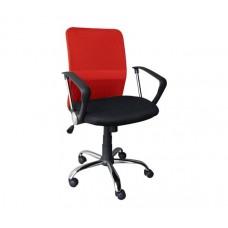 BF2009 Armchair Mesh Red/Black 1pcs