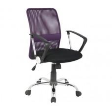 BF2009 Armchair Mesh Purple/Black 1pcs
