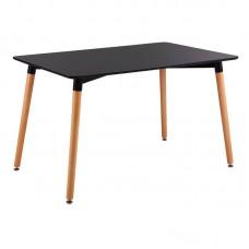 ART Table 160x90cm Black 1pcs