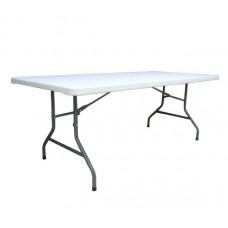 BLOW Catering Folding Table 198x90cm White 1pcs