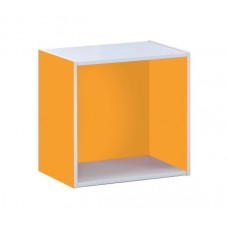 DECON CUBE Open Box 40x29x40 Orange 1pcs
