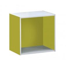DECON CUBE Open Box 40x29x40 Lime 1pcs