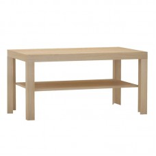 DECON Coffee Table 89x55 Birch 1pcs
