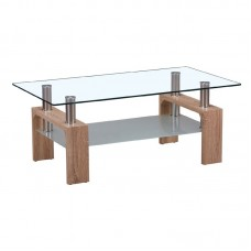 CAMERON Coffee Table 110x60cm Sonoma 1pcs