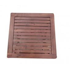 BANNER Table Top 60x60/17mm Acacia 4pcs