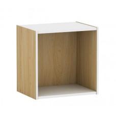 DECON CUBE Open Box 40x29x40 Natural/Birch 1pcs