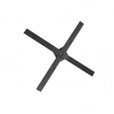 Cross Steel 60x60cm 1pcs