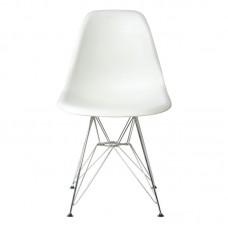 ART Chair PP White 4pcs