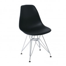 ART Chair PP Black 4pcs