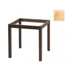 KAFENIOU Table Base 80x80 Unpainted K/D 1pcs